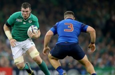 Analysis: Peter O'Mahony's World Cup ends with the game of his life
