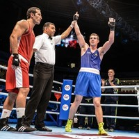Joe Ward qualifies for Rio Olympics after advancing to World Championship final