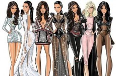 Kim Kardashian just shared an Irish illustrator's drawings with her 48 million followers