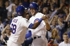 The Chicago Cubs went home run crazy to set a new baseball record