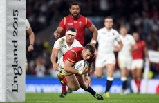 Wales players are trying to recreate that try from the night they beat England
