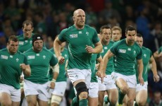 IRFU confirm Paul O'Connell's Ireland career is over