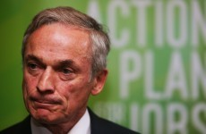 Richard Bruton left a running mate off his leaflets - but she's more disappointed than annoyed