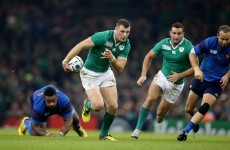 Analysis: Robbie Henshaw dominates midfield to lead for Ireland