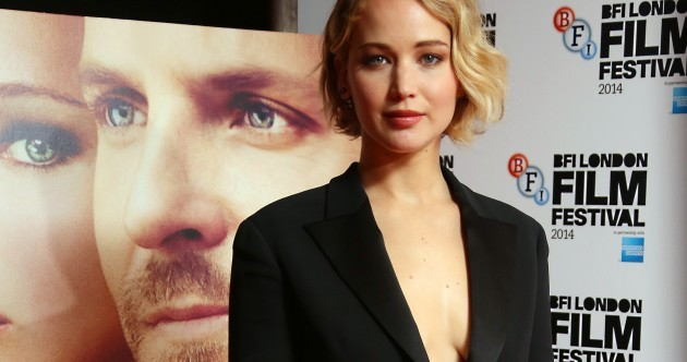 You need to read J-Law's very personal essay about earning less than men