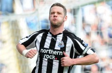 Sam Allardyce engaged in epic trolling of former club Newcastle by hinting at swoop for Kevin Nolan