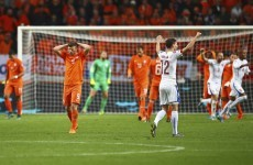 Netherlands suffer huge embarrassment and fail to make Euros for first time in over 30 years