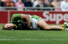 Surgery fear puts James O'Donoghue in doubt for Kerry's 2016 league campaign