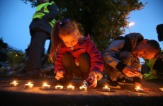 Carrickmines fire victims remembered at candelit vigil