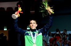 Conlan becomes the first Irishman to win gold at the World Boxing Championships