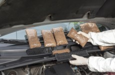 Heroin worth €1 million seized in car search