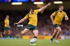 Australia's Foley reveals Cork roots, father's guidance the driving force behind his brilliant form