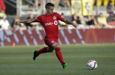 A moment of absolute genius from Sebastian Giovinco made some MLS history last night