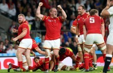 Gatland makes three changes for World Cup quarter-final against the Springboks