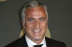 Gerard Houllier and David Ginola have renewed their infamous 1994 row