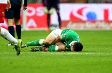 Shane Long in a real race to be fit for Ireland's Euro 2016 play-offs