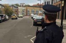 Police officer shot in anti-gang raid in London