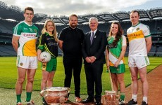 Shane Lowry is using his fame to help his home county on the road to a GAA revival