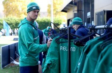 Ireland have provided a positive update on Johnny Sexton and Keith Earls