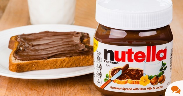 Nutella and curries are off the menu for me. If I have one nut I could die