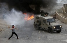 Joseph's Tomb torched as Palestinians call for 'a Friday of revolution'