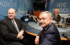 Seán O'Rourke: Ministers did not threaten Budget phone-in walkout