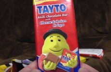A popular British YouTuber just reviewed Tayto chocolate and he was baffled