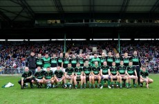 'We always have the ambition to be there on county final day, that is the standard'