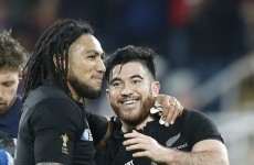 If France won't bring the old school flair, Nehe Milner-Skudder will