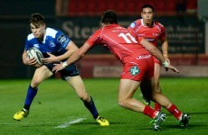 Late rally not enough as Leinster slump to second defeat of season in Wales