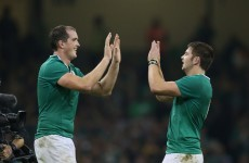 Analysis: Ireland's rucking a cause for optimism against Pumas