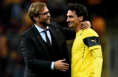 Klopp will win Premier League with Liverpool, says Hummels