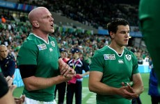 O'Connell and O'Mahony 'gatecrashing for the weekend' as Ireland keep injured leaders close by