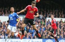 As it happened: Everton v Man United, Premier League