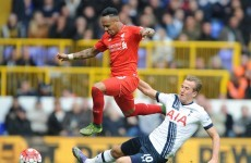 Liverpool settle for point at Tottenham in Klopp's first game