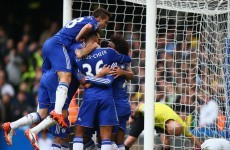 Below-par champions get back on track as Costa comes good
