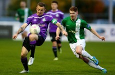 Late drama in Bray ruins Shamrock Rovers' stroll by the seaside