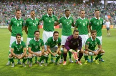 Ireland will play Bosnia in the play-offs for a spot at Euro 2016