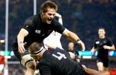 'All we've done is earn the right to go to training on Monday' – McCaw