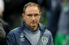 Martin O'Neill on Ireland's 'slight advantage' against Bosnia