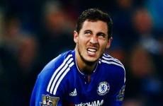 Jose Mourinho explains why he dropped Eden Hazard