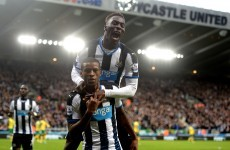Newcastle bounced back from a 6-1 defeat with a 6-2 win today
