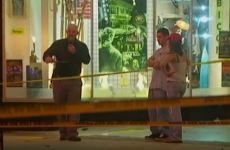 One person killed and four injured in zombie event shooting attack