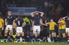 Agony for Scotland as Australia snatch Twickenham thriller