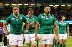 Ireland left 'devastated' after the better team wins World Cup quarter-final