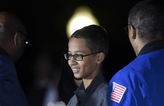 Remember the kid arrested over a clock? He just paid a visit to the White House
