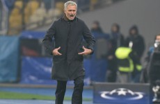 Mourinho: One mistake cost Chelsea, like Scotland in rugby