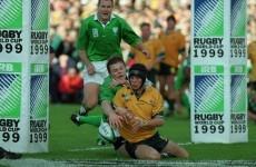 Drop-goal hero Larkham may be the most important man in Australia's RWC bid