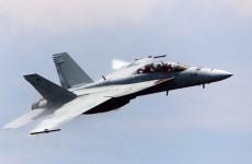 Pilot confirmed dead in US fighter jet crash in England