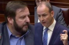 Sinn Féin TD calls Micheál Martin the 'prime gurrier' of Leinster House